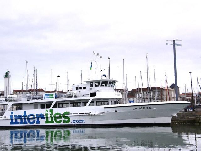 Un Hôtel sur le Port - La Rochelle - Croisières Inter-Îles