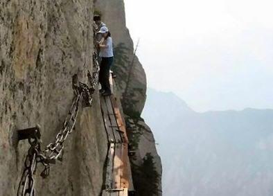Voyage en Chine : partir en randonnée sur des sentiers extrêmes