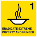 ERADICATE EXTREME POVERTY AND HUNGER