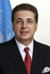 Portrait of the former Yugoslav Republic of Macedonia candidate Dr. Srgjan Kerim
