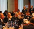 UN General Assembly President Mr. Mogens Lykketoft meeting with members of the PSC