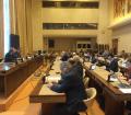 GA President Mogens Lykketoft briefed Member States in Geneva
