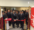 Mogens Lykketoft opened calligraphy exhibition of Qatar