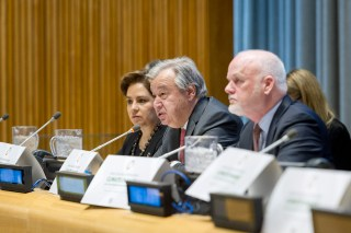 SDG Action Event: Climate Change and SD