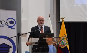 Lecture of university on Sustainable Development Goals