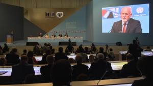 Remarks at World Mayors Assembly