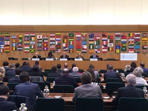PGA addresses Rome-based agencies (FAO, FAO, IFAD)