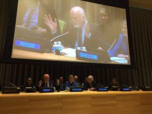 GA & ECOSOC alignment on 2030 agenda