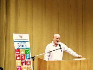 USP lecture Fiji