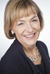Foto de la candidata de la República de Croacia Prof. Dr. sc. Vesna Pusić
