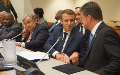 Summit on a Global Pact for the Environment