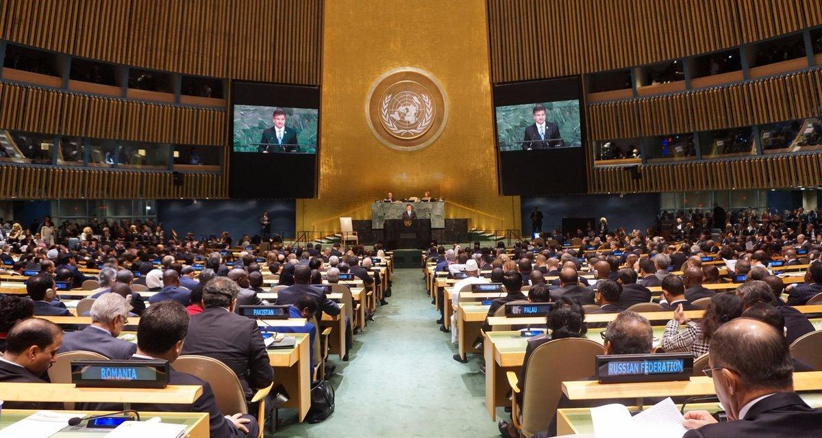 联大主席莱恰克一般性辩论介绍工作愿景:预防外交 以人为本 兑现承诺