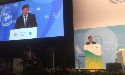 23rdsession of theConference of the Parties to theUN Framework Conventionon Climate Change