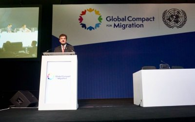 Closing Ceremony of Migration Stocktaking Meeting