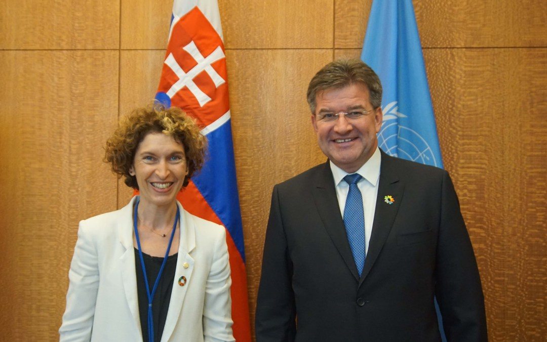 Meeting with the Minister of Foreign Affairs of Andorra