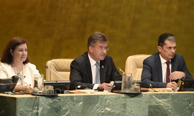 Opening of the High-Level Forum on a Culture of Peace