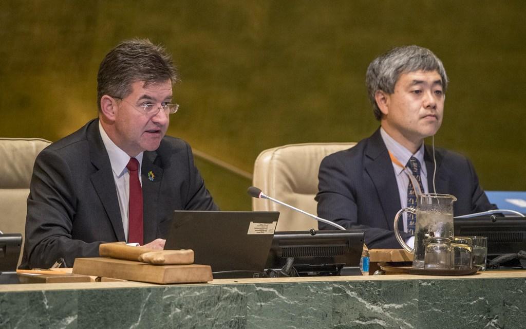 L'ONU plaide en faveur d'un partenariat revitalisé pour le développement de l'Afrique