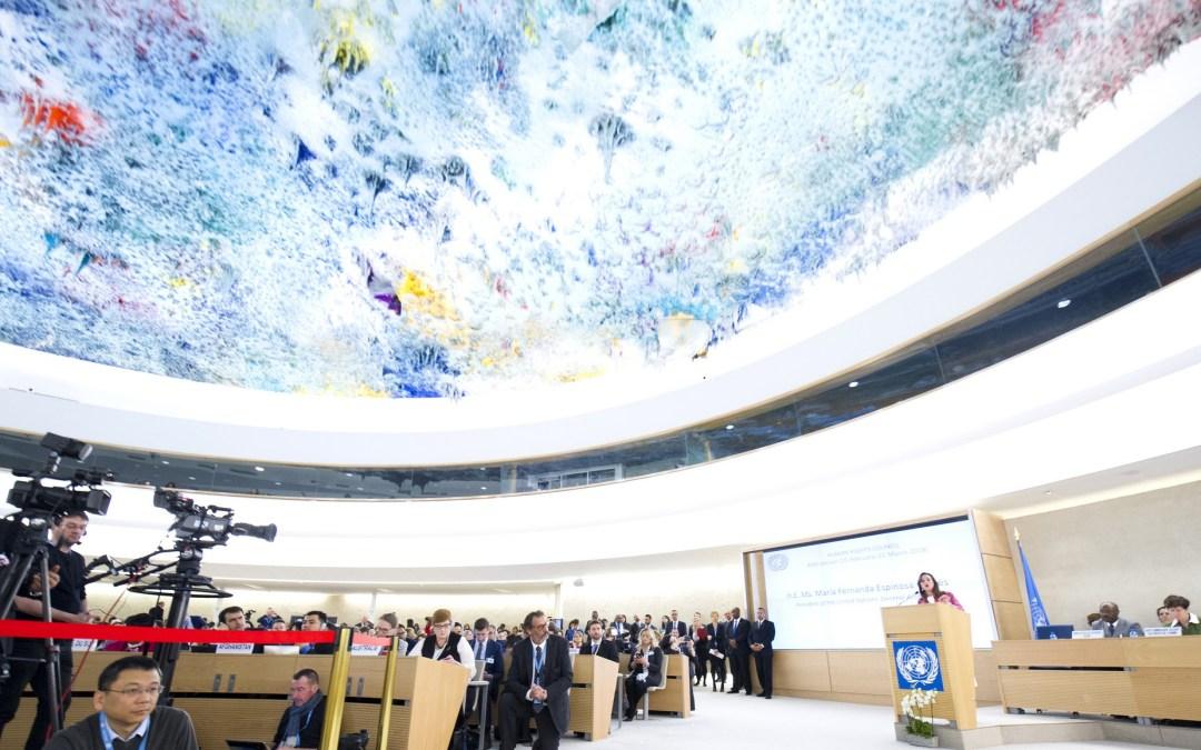 Apertura del Segmento de Alto Nivel del 40º periodo de sesiones del Consejo de Derechos Humanos