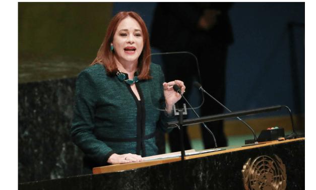 Presidente da Assembleia-Geral da ONU alerta para fator tempo na luta contra as alterações climáticas
