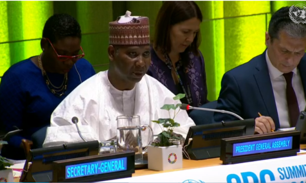 CLOSING SESSION OF THE 2019 SDG SUMMIT