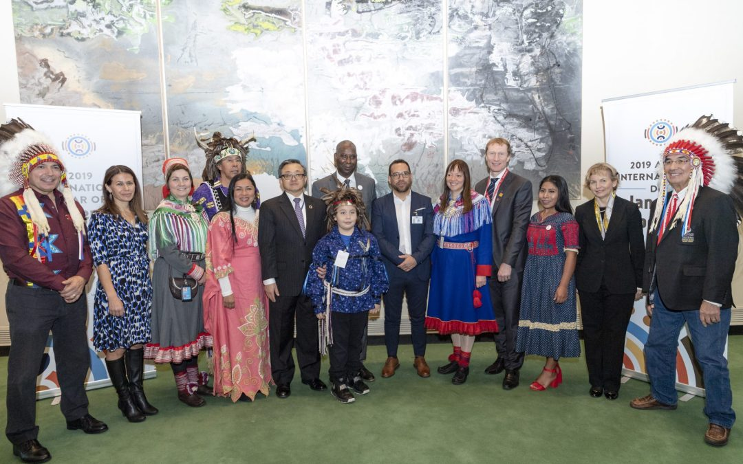HIGH LEVEL EVENT TO MARK THE END OF THE INTERNATIONAL YEAR OF INDIGENOUS LANGUAGES