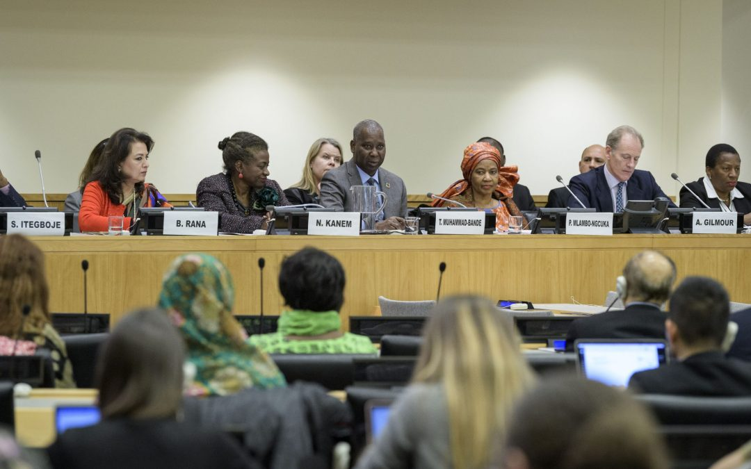 CEDAW @ 40: PAST ACHIEVEMENTS, ONGOING CHALLENGES,  AND FUTURE ACTION