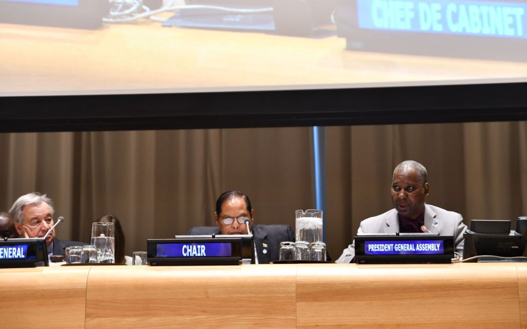 HANDOVER CEREMONY OF THE CHAIRMANSHIP OF THE G77