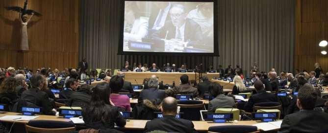 المناقشة المواضيعية رفيعة المستوى حول وسائل تنفيذ جدول أعمال التنمية التحويلية لما بعد عام 2015