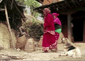 الحملة الصحية في نيبال