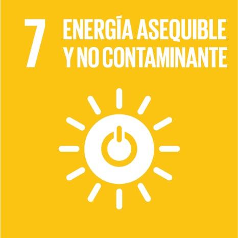 Objetivo 7 - AGUA ENERGÍA ASEQUIBLE Y NO CONTAMINANTE. Foto ONU