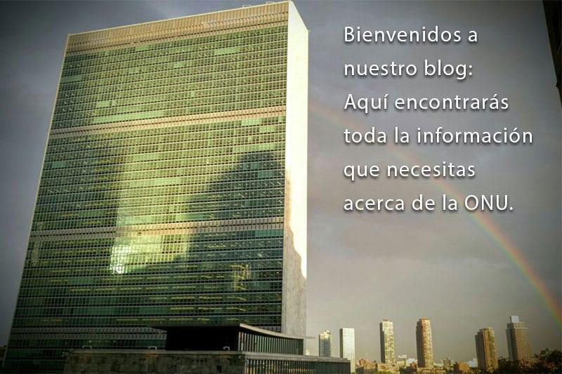 Edificio de la Secretaría de la ONU