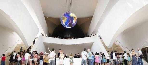 Museu do amanha, en Brasil. Foto: UNESCO