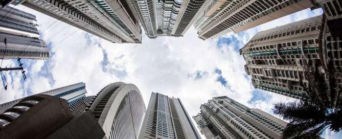 Edificios en Punta Pacífica, ciudad de Panamá. Foto: Banco Mundial/Gerardo Pesantez