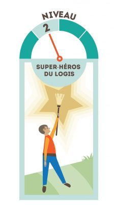 Super-héros du logis