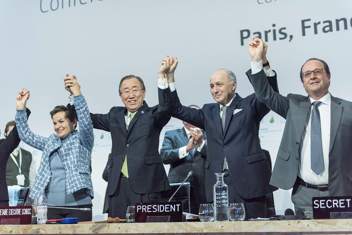 Un Climate Change Conference Paris 2015