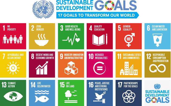 Sustainable Development Goals kick off with start of new year ...