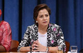 Photo: Patricia Espinosa Cantellano. UN Photo/Devra Berkowitz