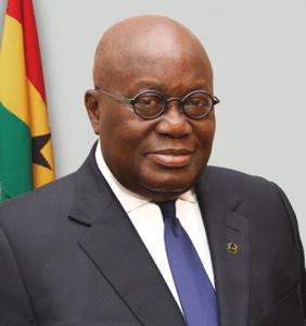 S.E. Sr. Nana Addo Dankwa Akufo-Addo (Copresidente)