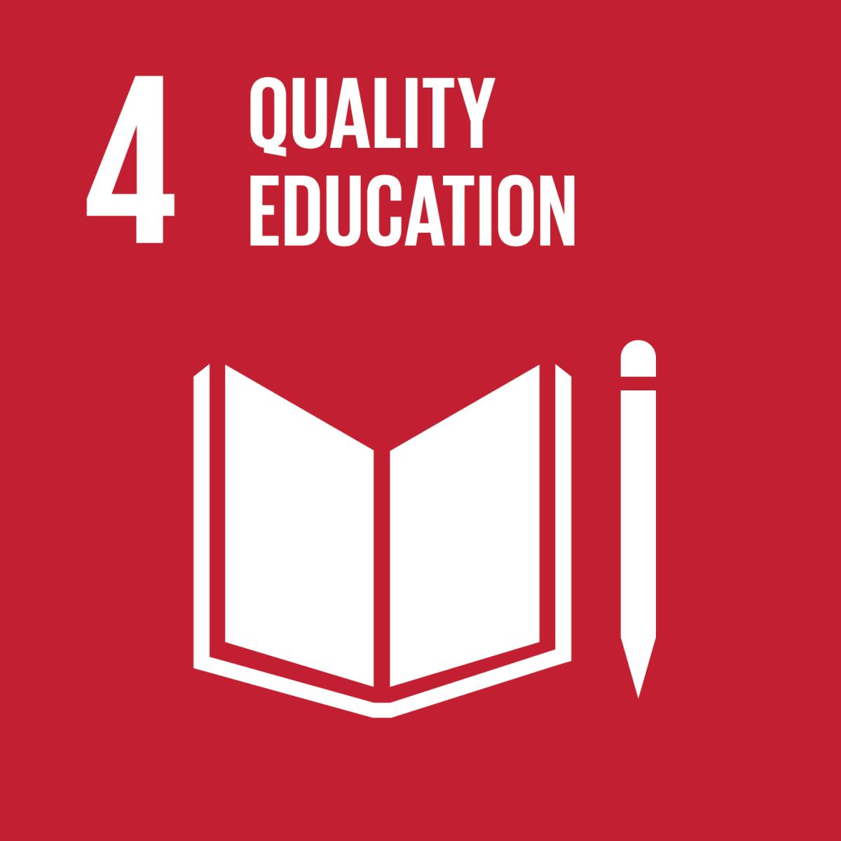 Goal 10: Quality Education