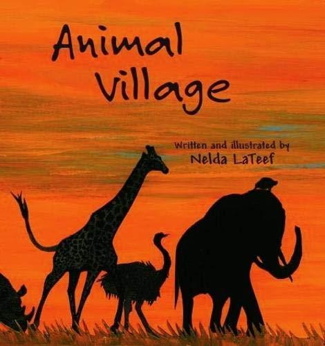 Animal Village book cover