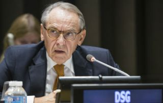 Mr. Jan Eliasson, Deputy Secretary-General of the United Nations, at the Special Meeting of the Committee on the Exercise of the Inalienable Rights of the Palestinian People