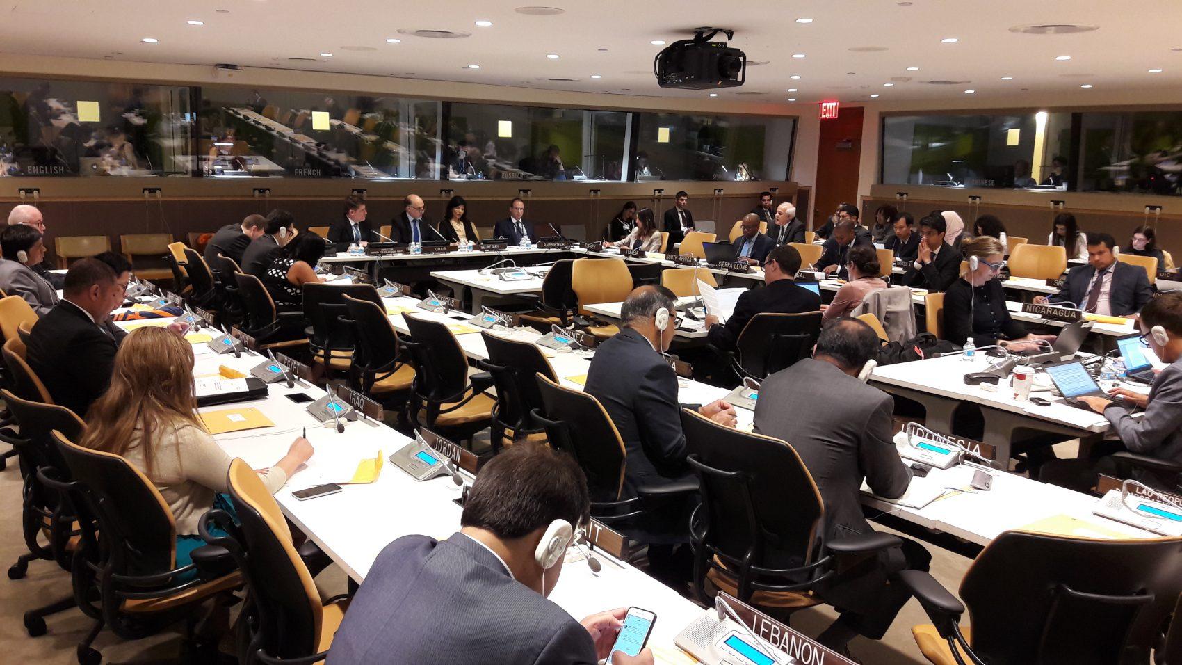 384th Committee Meeting - 6 September 2017