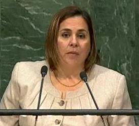 H.E. Mrs. Ana Silvia Rodriguez (Cuba)