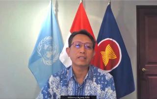 Represenative of Indonesia