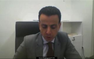 Representative of Tunisia