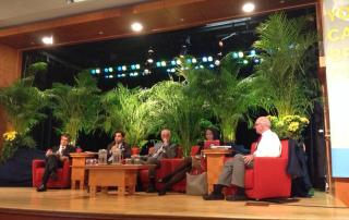 Panel discussion on role of youth in inclusive government