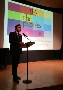 Mr. Ahmad Alhendawi - Speech