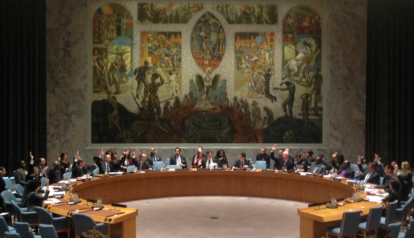 Un Security Council Adopts Historic Resolution On Youth Peace And Security
