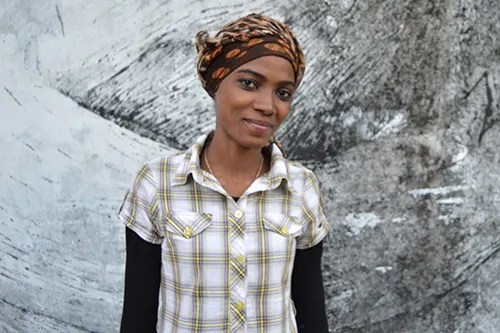 After surviving a suicide attempt, Jiminie committed to completing her education. Today, she is a university student. She uses her experiences to help other girls. © UNFPA Comoros/Nasser Youssouf
