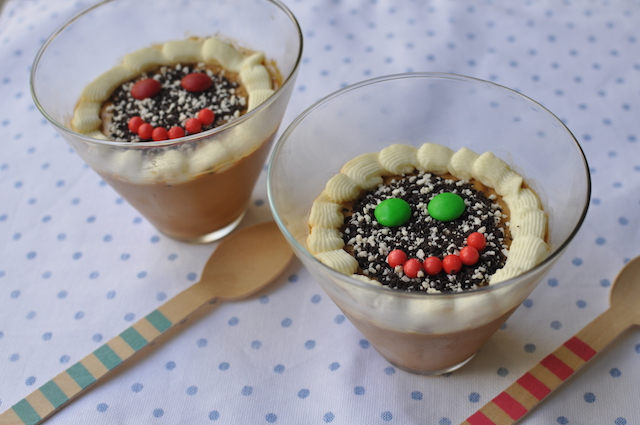 Postrecitos de dulce de leche 7